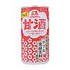 Morinaga AMAZAKE - Blikje met zoete drank van gefermenteerde rijst met laag alcoholpercentage 190 ml