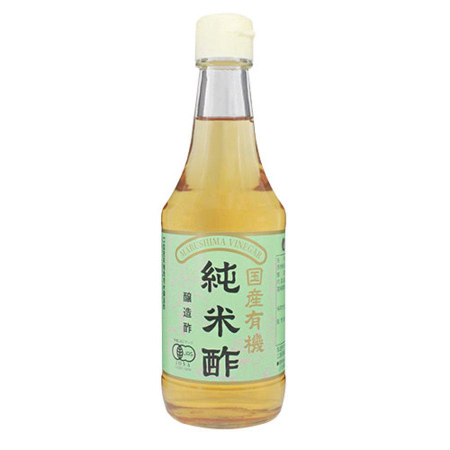 MARUSHIMA Biologische rijstazijn 300 ml-1
