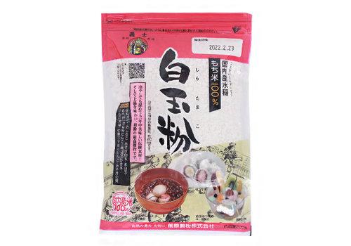 MAEHARA SHIRATAMAKO KINJIRUSHI - Rijstmeel 200 gr