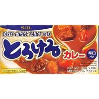 thumb-TOROKERU CURRY KARAKUCHI 200GH-2