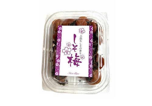SHISO UME - Ingelegde pruim met shiso blad 100 gr