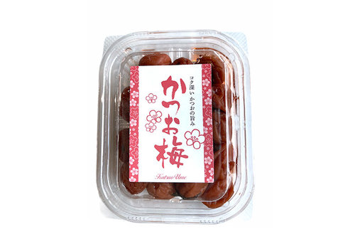 KATSUO UME - Ingelegde pruim met bonito 100 gr