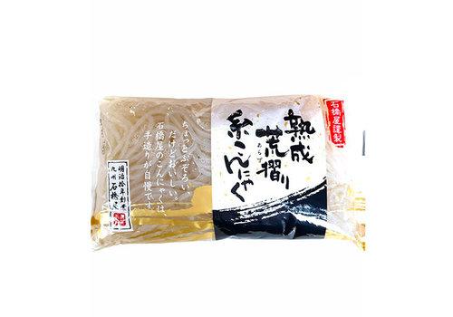JUKUSEI ITO KONNYAKU - Noedels van konjak wortelknol 170 gr