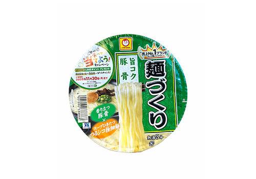 MARUCHAN MENZUKURI UMAKOKU TONKOTSU RAMEN - Instant cup noedels met varkensvlees smaak