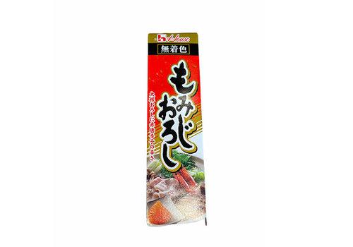 MOMIJI OROSHI - Geraspte radijs met chili peper pasta