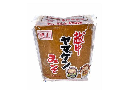 YAMAGEN JUNSEI KOUJI - Miso pasta 500 gr