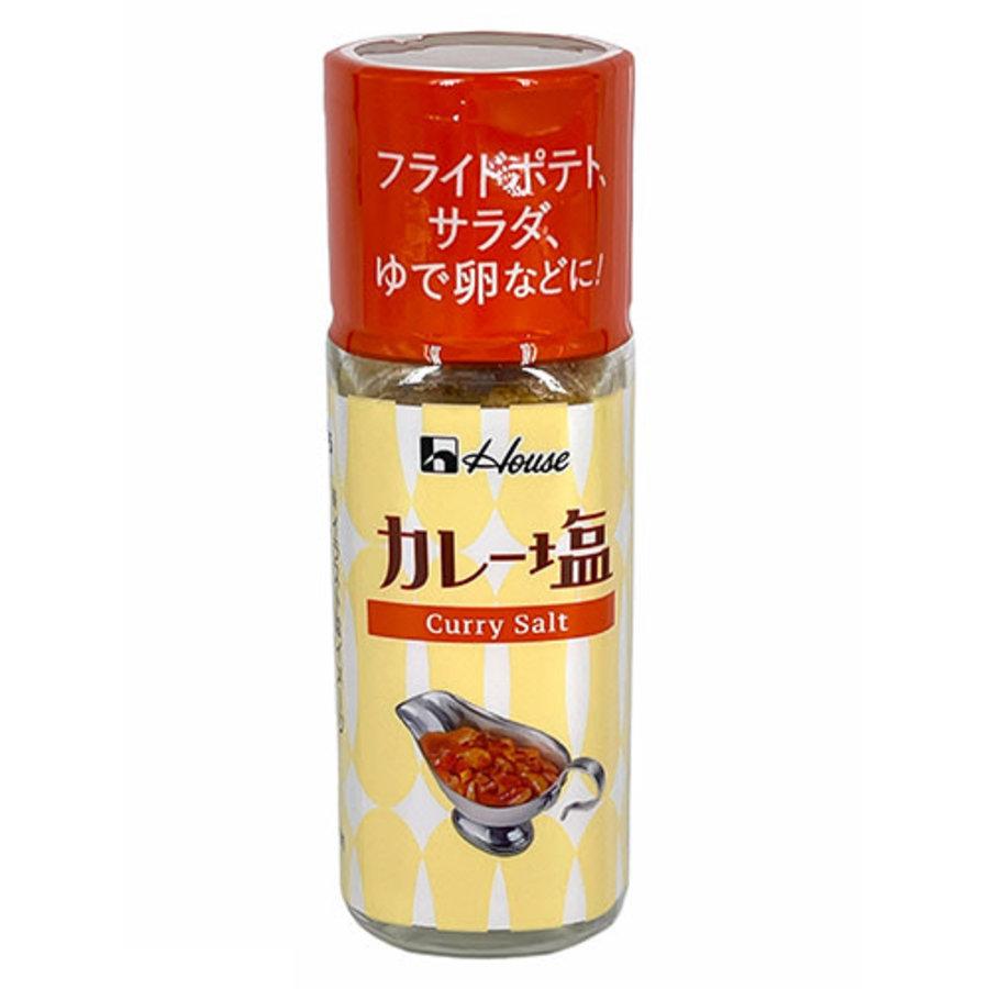 Curry Shio (Salt & Curry Powder)-1