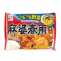 Mabo Harusame Karakuchi (Bean Threads & Mabo Sauce with Vegetables Hot)