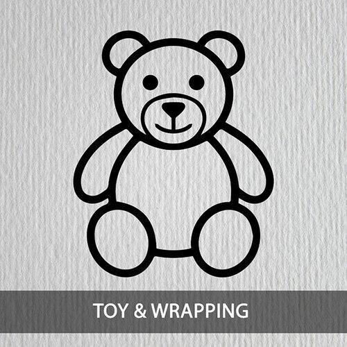 Speelgoed en inpakken