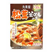 Matsutake Kamameshi No Moto (Rice Dish Seasoning with Matsutake Mushroom)
