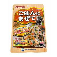 Gohan Ni Mazete Gomoku Gohan (Rice Seasoning with Soy Sauce Flavor)