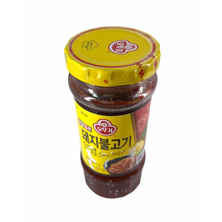Korean BBQ (pork bulgogi) sauce 245G-1