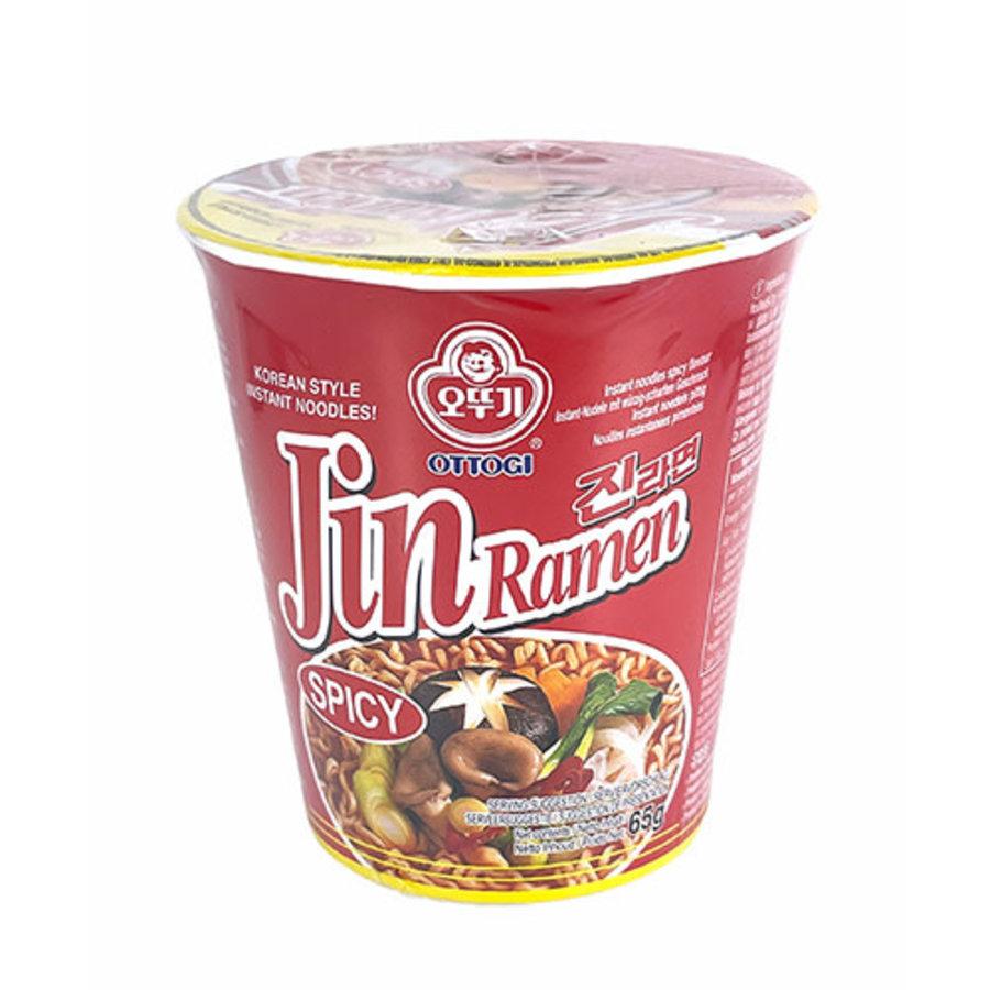 Jin Ramen( Hot) Cup-1