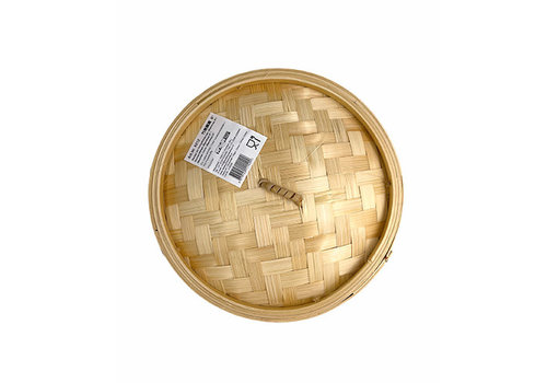 Bamboedeksel 8 Inch