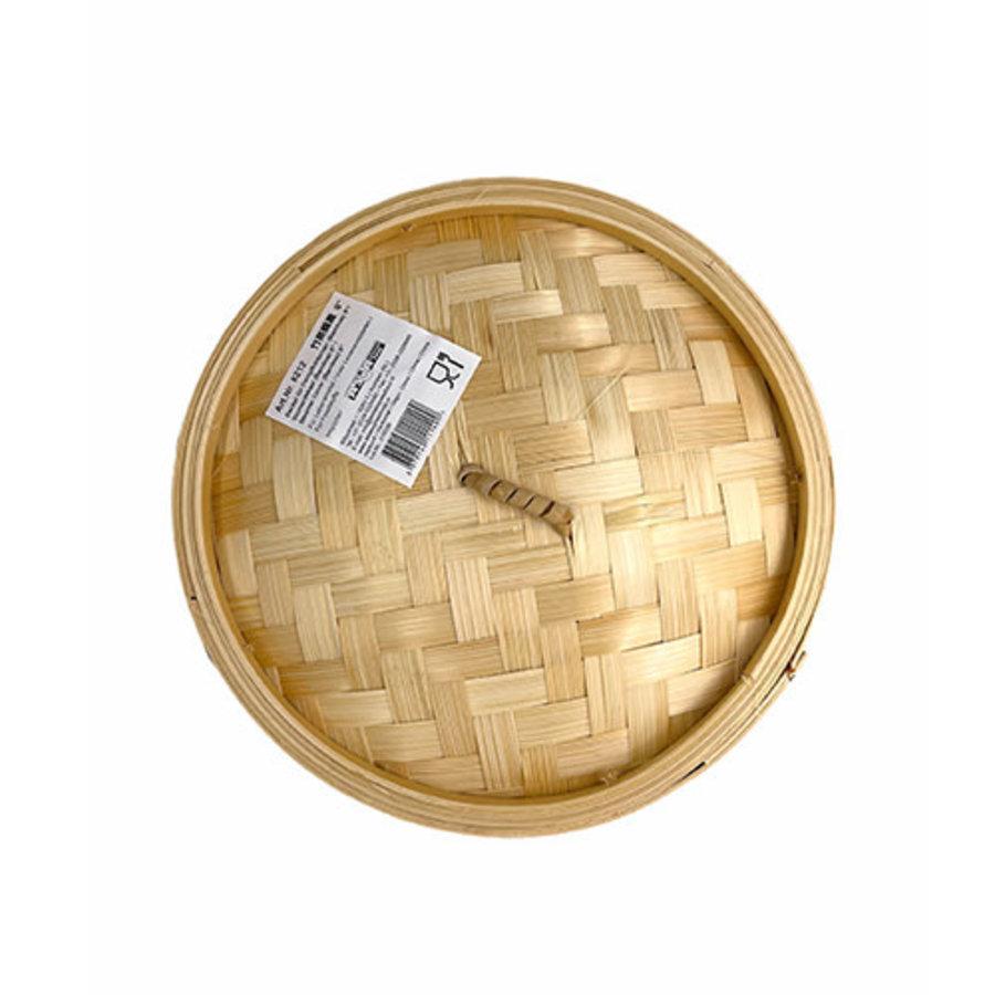 Bamboedeksel 8 Inch-1
