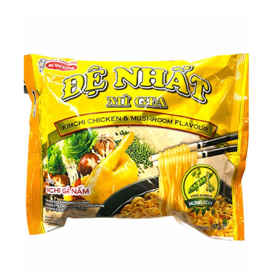 DN Instant Noedel Kimchi Kip-1