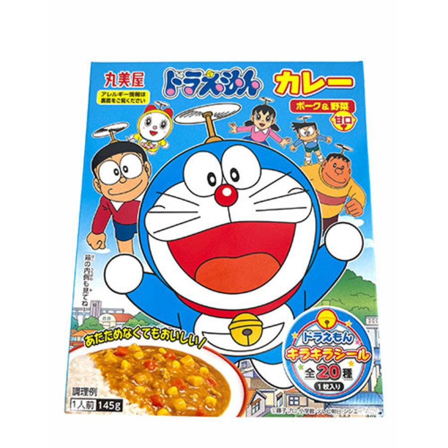 Doraemon Instant Curry Pork & Vegetable (10*145G)-1