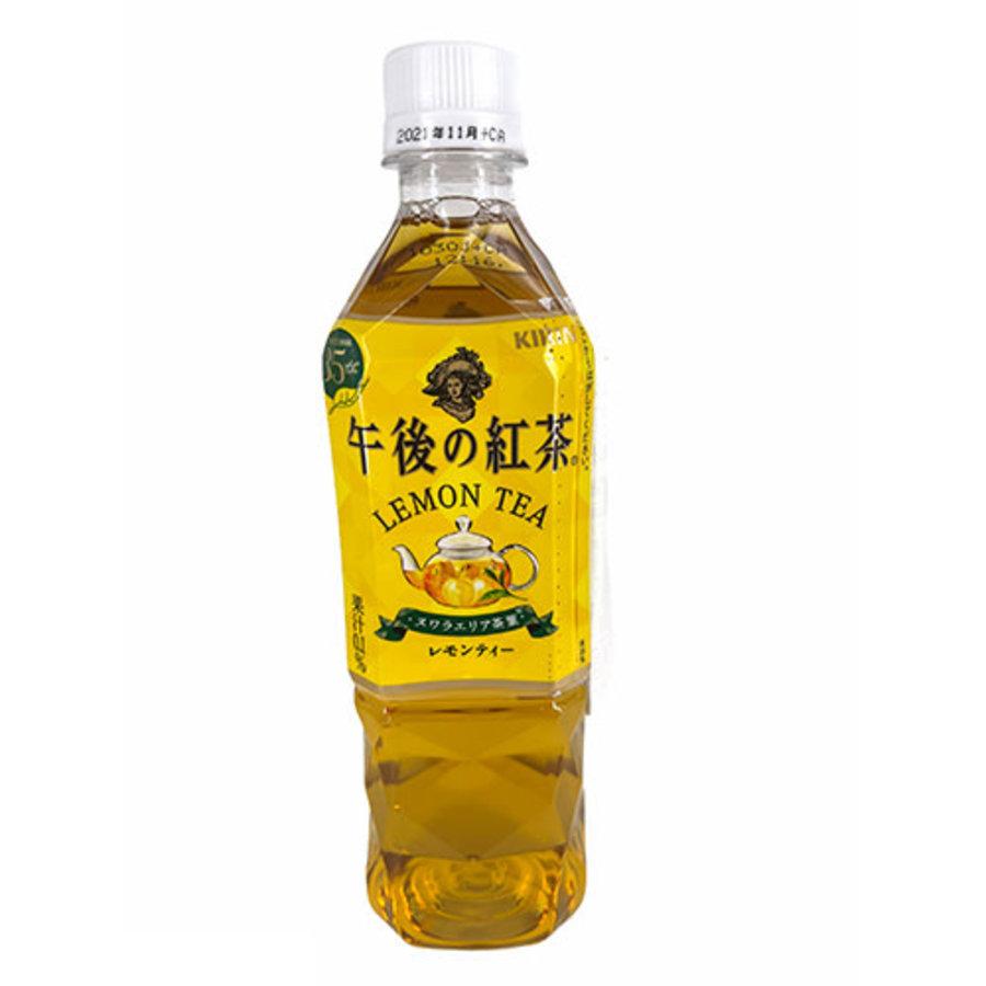 Gogo No Kocha Lemon Tea (24*500ML)-1