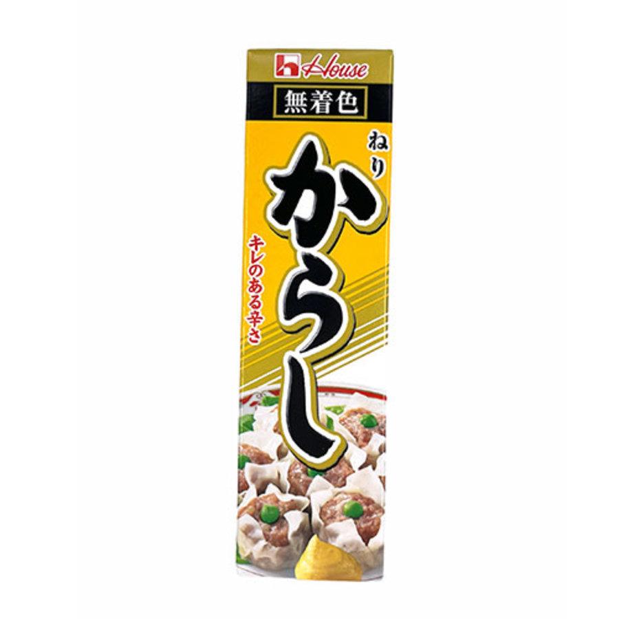 Neri Karashi Tube (Japanese Mustard in Tube)-2