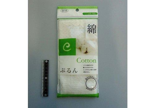 Body wash towel(cotton)