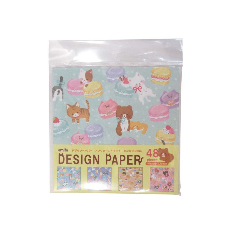 Design paper 48 afternoon cat-1