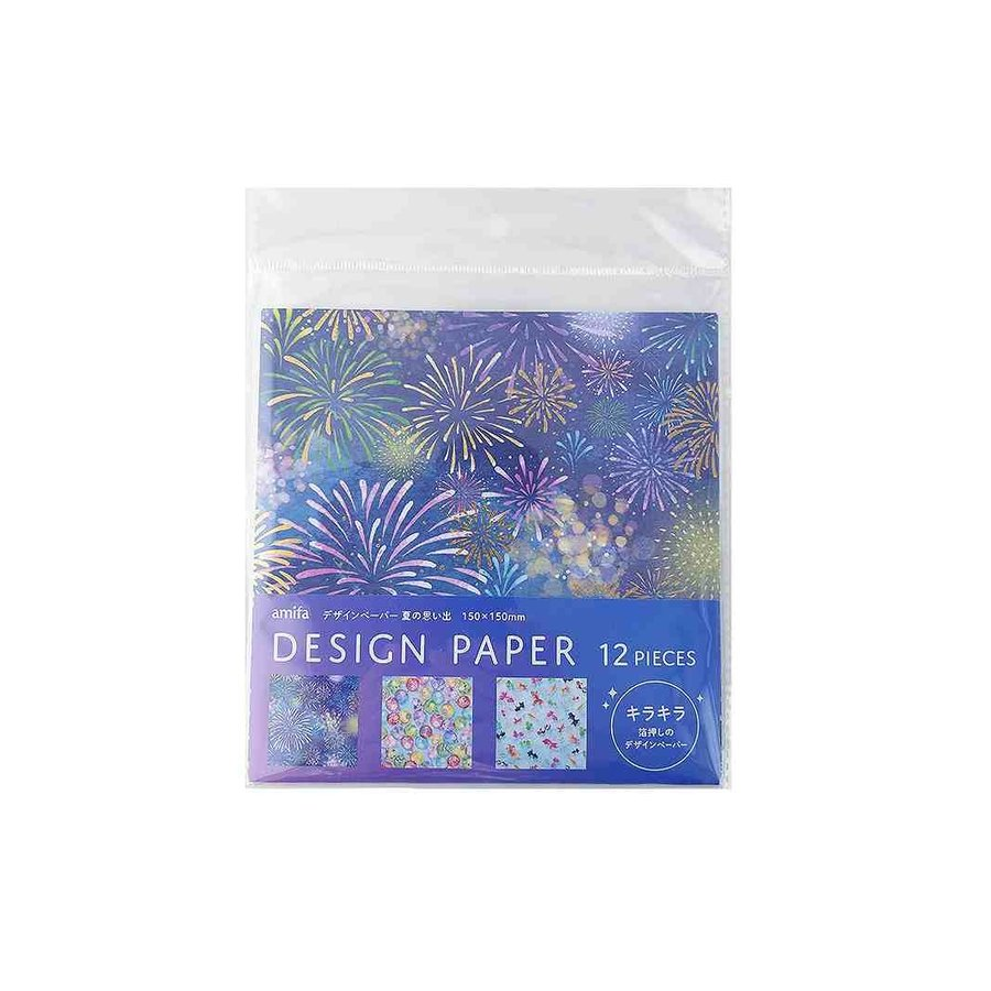 Design paper 12P Summer memories-1