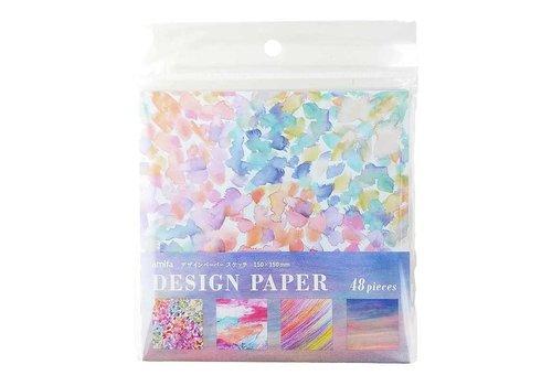 Design paper 48P sketch