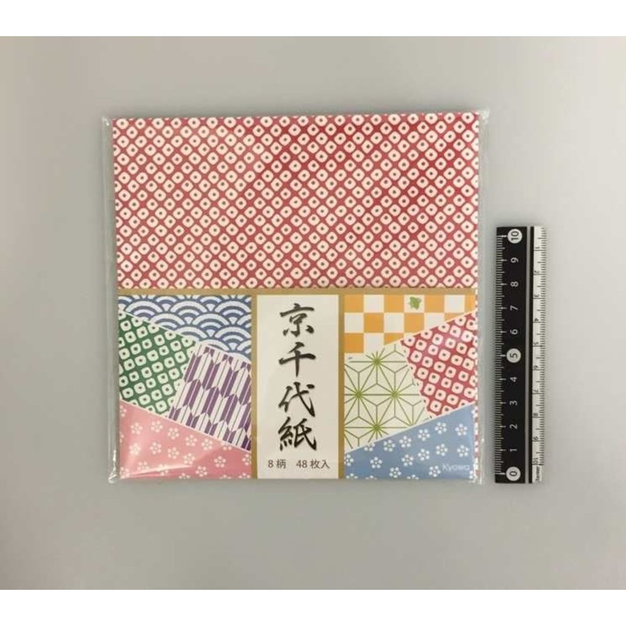 Origami Kyo-Chiyo 48s 15 x 15cm-1