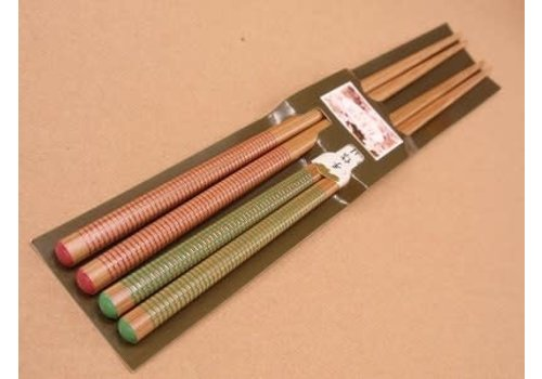 Pair chopsticks 2prs line