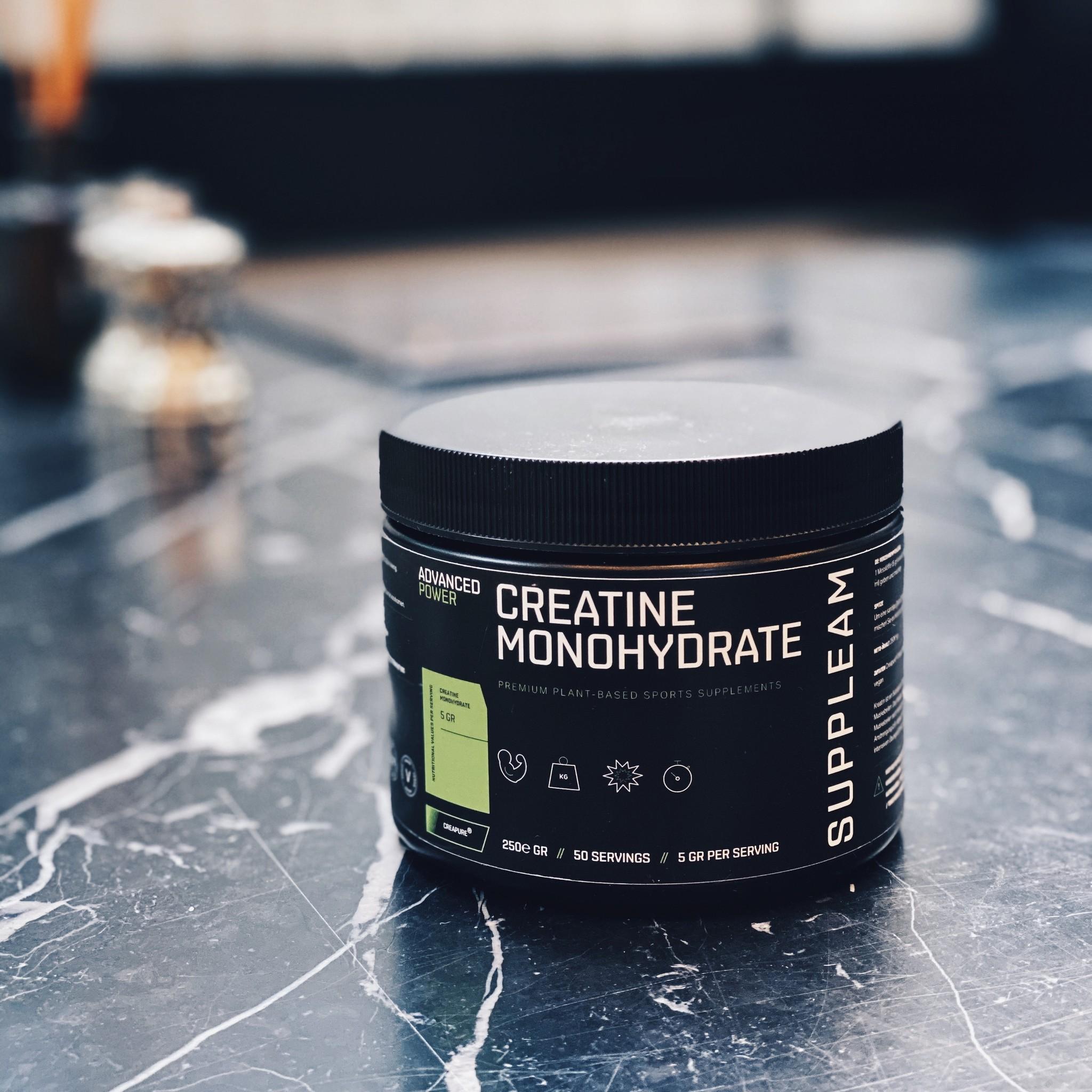 Creatine Monohydraat SUPPLEAM Creapure