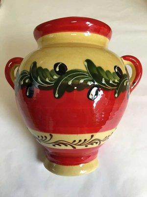 Hangpot Rojo Olivas
