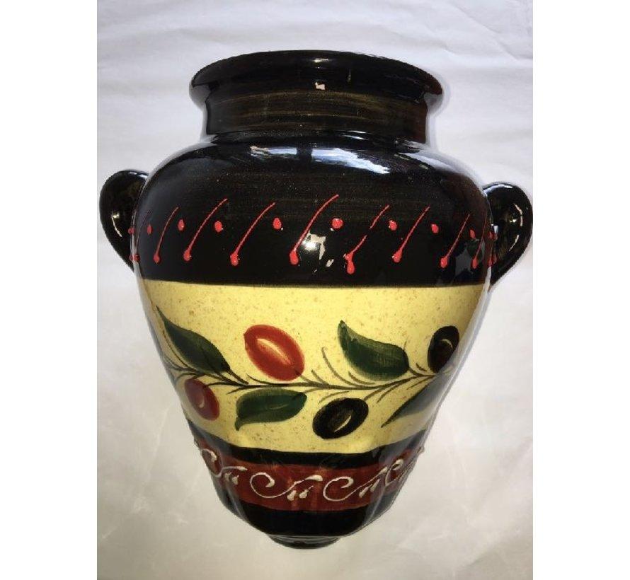 Hangpot Aceituna Negra