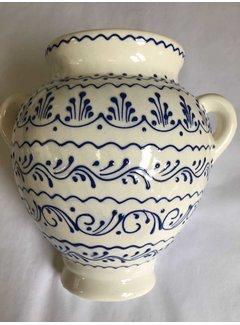 Hangpot Azul Blanco Neo