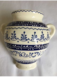 Hangpot Cenefa Azul