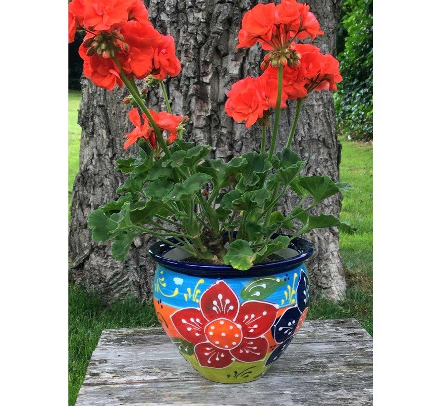 Spanish Flower Pot Canarias