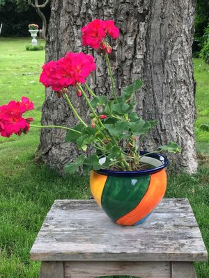 Spanish Flower Pot Mediterraneo