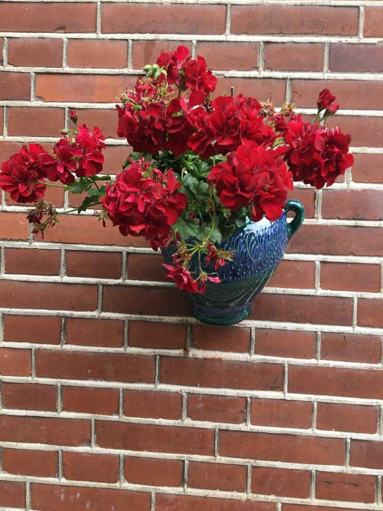 Hanging Flower Pot Roma Verde