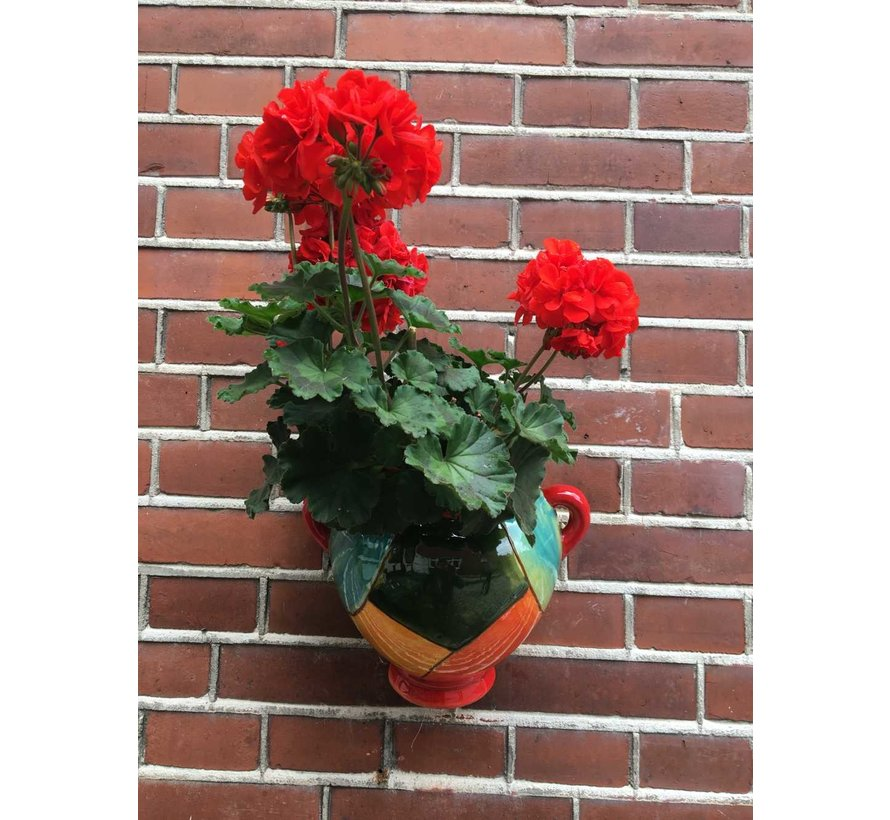 Hanging Flower Pot Mediterraneo