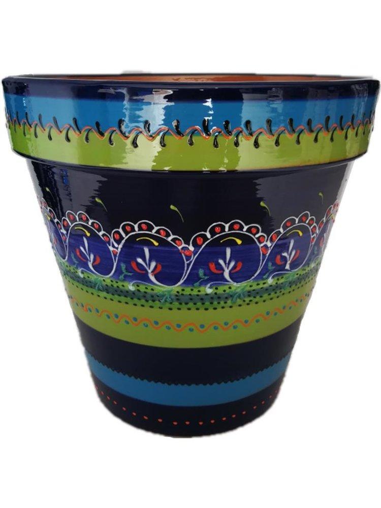Spanish Flower Pot Belfast
