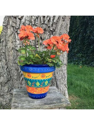 Spanish Flower Pot Jean
