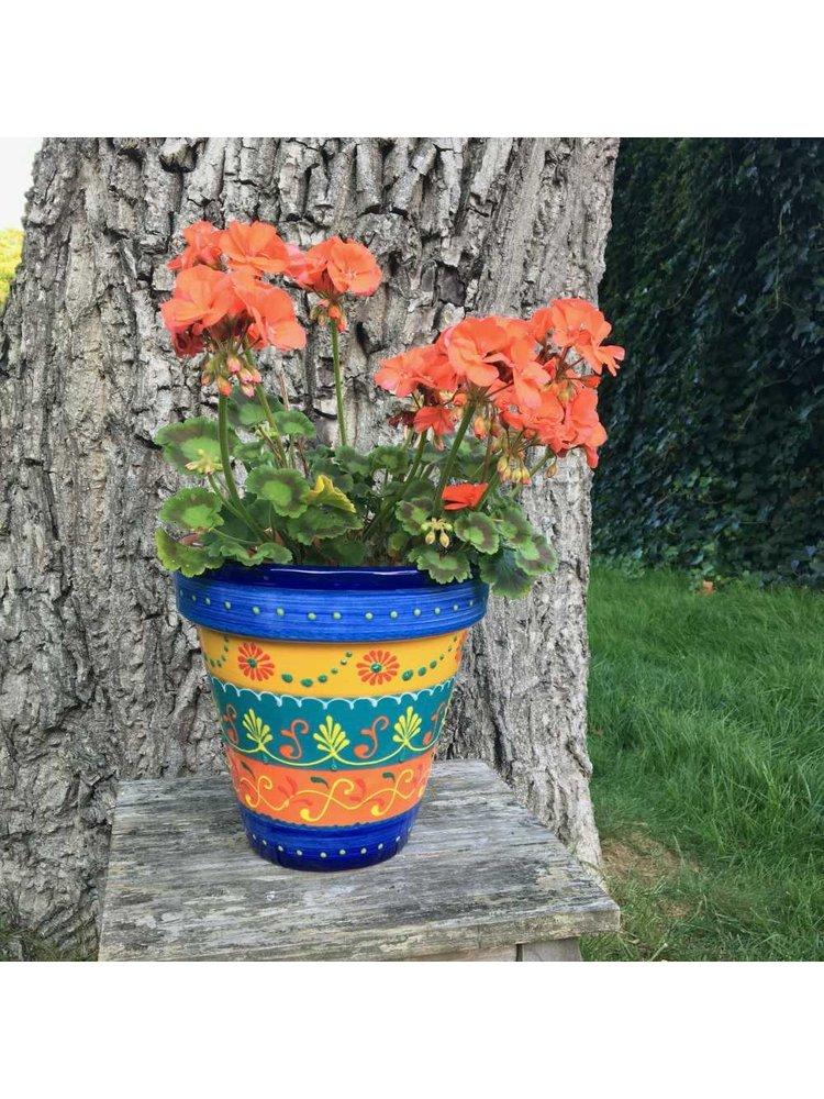 Spanish Flower Pot Jean