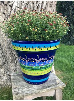Spanish Flower Pot Belfast