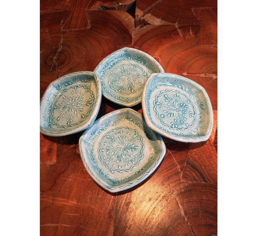 Tapas Dish Ceramic Majorica 10 cm