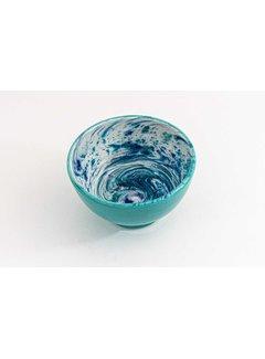 Bowl Ceramic Aguas Turquoise ∅ 14 cm