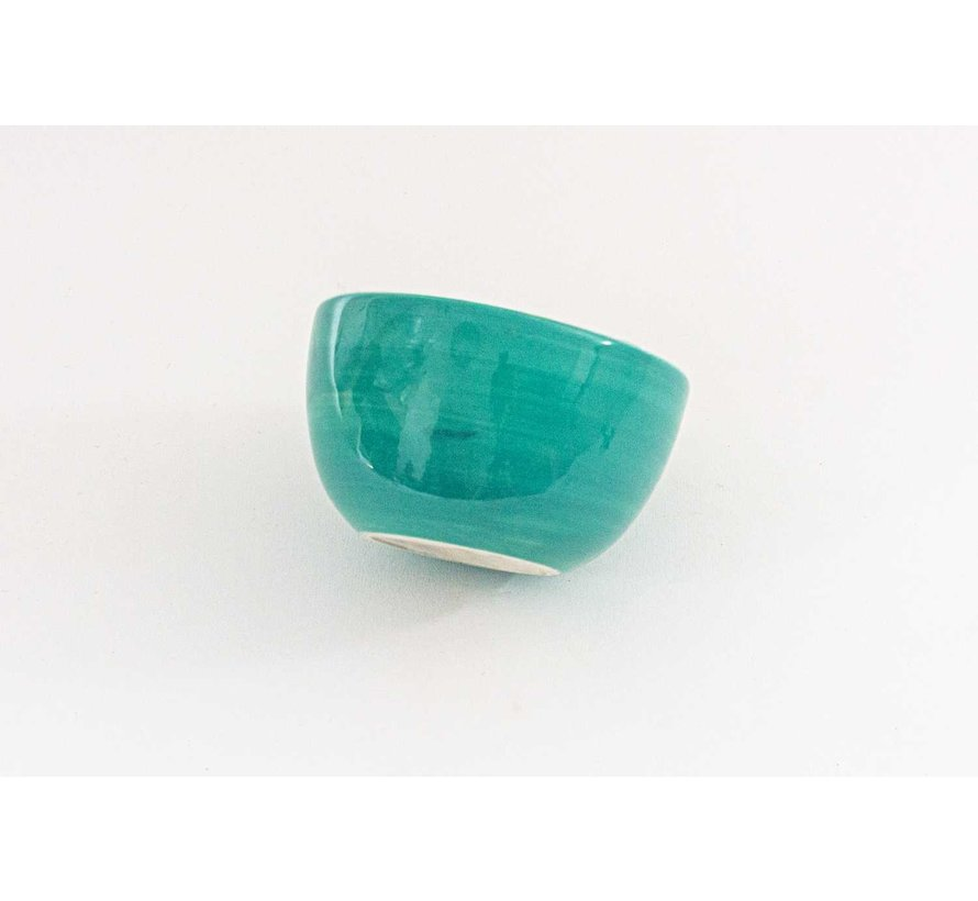 Bowl Ceramic Aguas Turquoise ∅ 11 cm