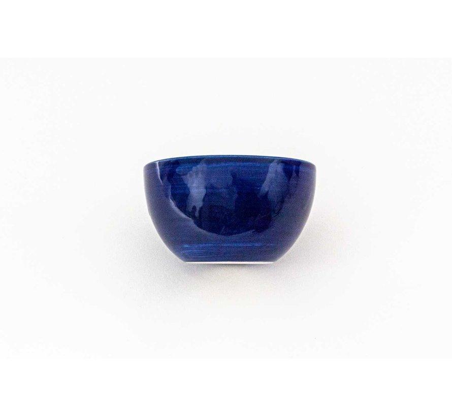 Kom Keramiek Aguas Blauw ∅ 11 cm