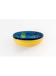 Salad Bowl Ceramic Sol 15 cm