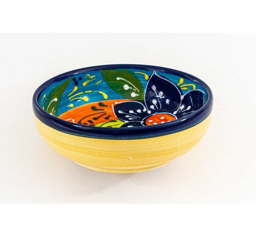 Salad Bowl Ceramic Canarias 15 cm
