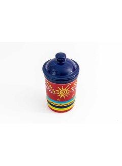 Garlic Pot Ceramic Sol