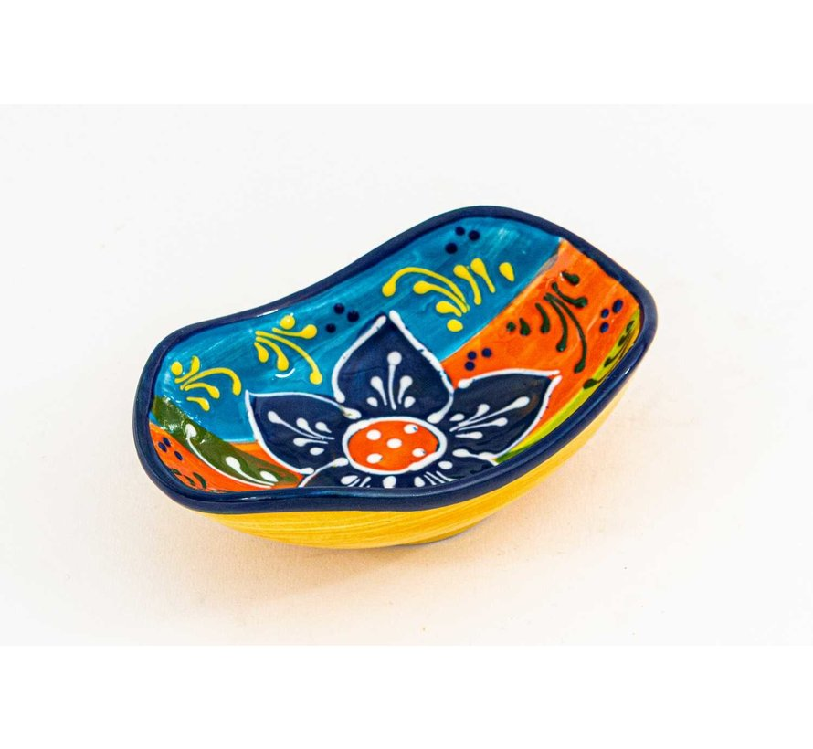 Sauce Boat Ceramic Canarias 15 cm